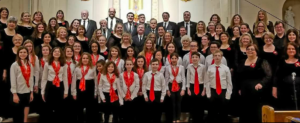 Celebrate the Season with The Celebration Singers @ St. Michael's Church | Cranford | New Jersey | United States