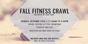 Fall Fitness Crawl @ F45 Training | Cranford | New Jersey | United States