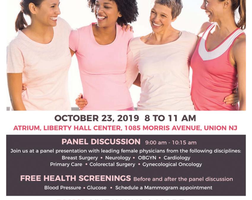 Union County Women's Health Fair