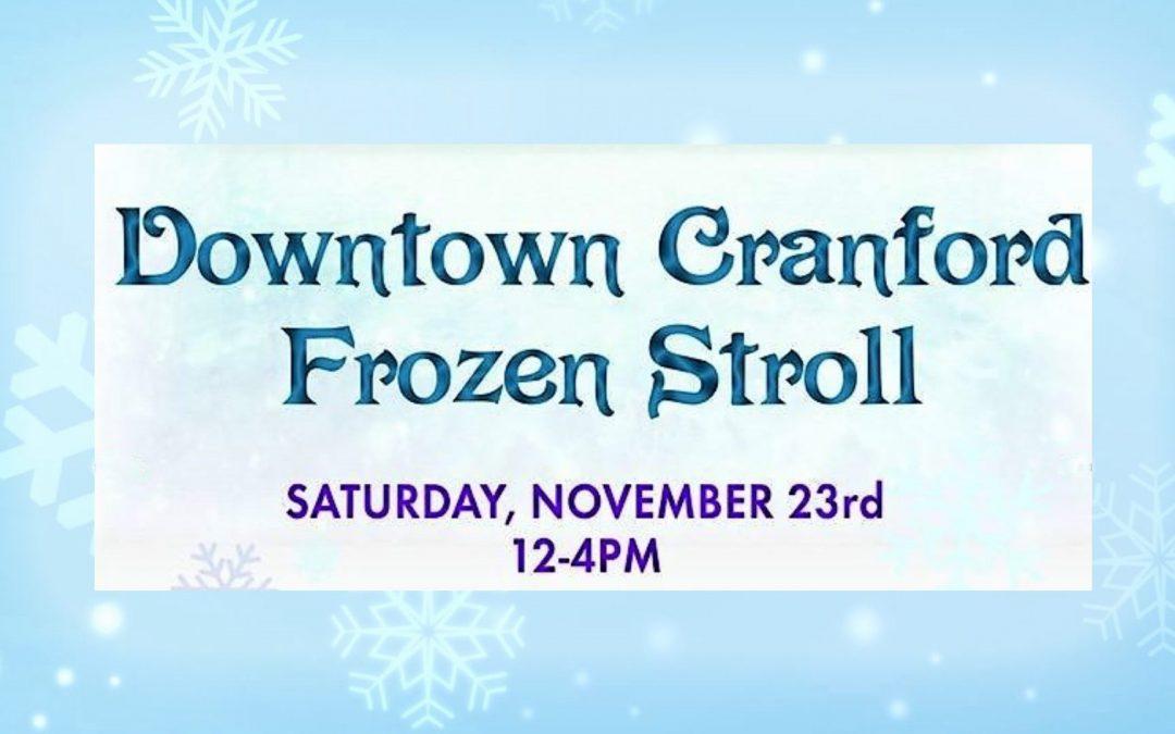 Downtown Cranford Frozen Stroll