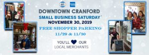 FREE PARKING in Downtown Cranford