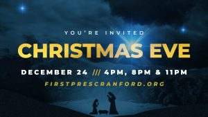 Christmas Eve Services at First Presbyterian Church of Cranford @ First Presbyterian Church of Cranford | Cranford | New Jersey | United States