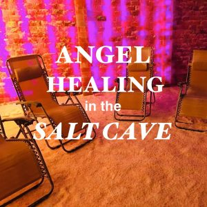 The Healing Power of the Angels in the Salt Cave! @ Nature's Salt Cave & Float Pod