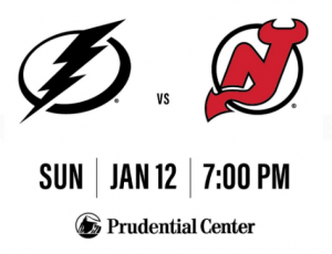 Cranford Hockey Night at NJ Devils @ Prudential Center | Newark | New Jersey | United States