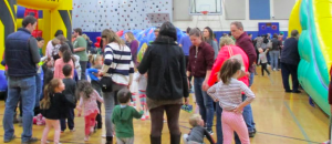 WESTFIELD AREA YMCA HOSTS HOLIDAY JUMP ON MARTIN LUTHER KING JR. DAY @ Westfield Y