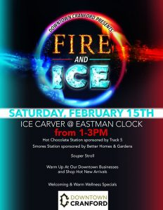 Downtown Cranford Presents: Fire and Ice @ Downtown Cranford