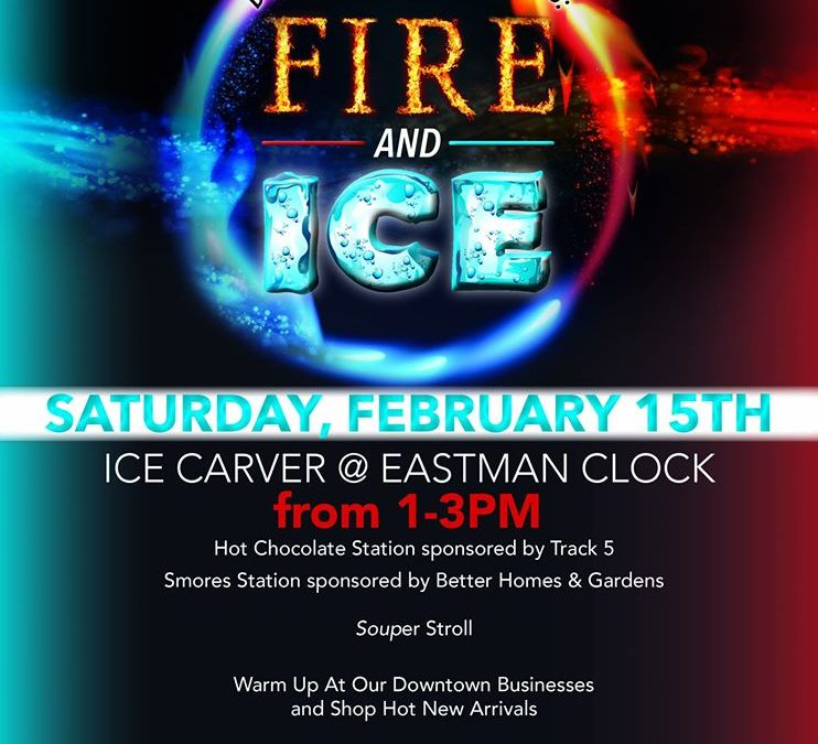 Downtown Cranford Presents: Fire and Ice