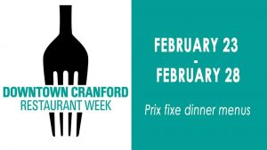 Restaurant Week in Downtown Cranford @ Downtown Cranford