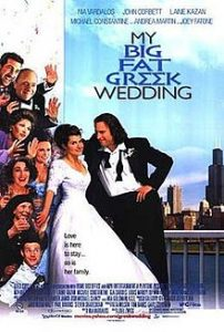 My Big Fat Greek Wedding Movie Showing @ Cranford Theater