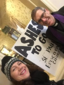 Ashes To Go for Ash Wednesday @ The Chelsea at Fanwood | Fanwood | New Jersey | United States