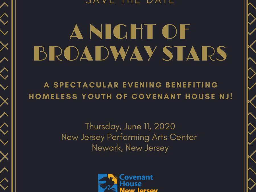 CHNJ's Annual Gala…Night of Broadway Stars!
