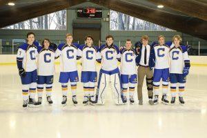 Cranford High School Hockey Senior Night @ Warinanco Skating Rink | Kenilworth | New Jersey | United States