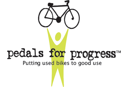 Bike & Sewing Machine Collection by P4P, Pedals for Progress
