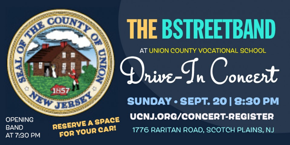 Tribute to Springsteen Act — Drive-In Concert