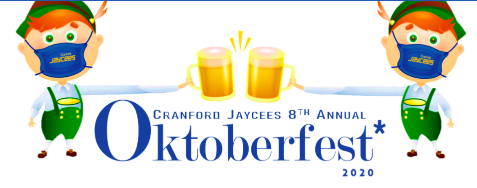 Cranford Jaycees 8th Annual Oktoberfest – Order now for delivery on 10/3