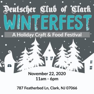 Deutscher Club of Clark Winterfest @ Deutscher Club