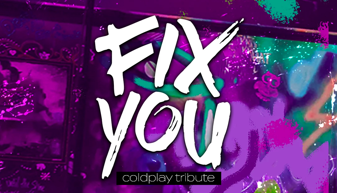 Fix You: Coldplay Tribute Band Drive-In Concert