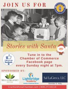 Stories with Santa @ Virtual