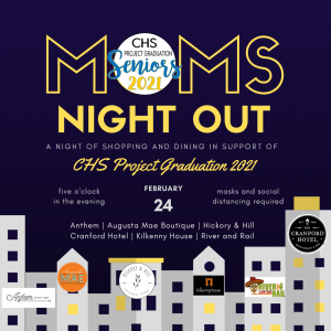 Mom's Night Out @ Downtown Cranford