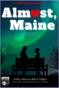 Cranford High School presents: Almost, Maine @ Virtual