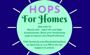 Hops for Homes @ Virtual