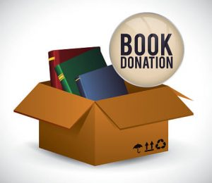 Contactless Book Donation @ St. Michael School