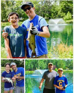 Cranford Jaycees Father's Day Fishing Derby @ Nomahegan Park