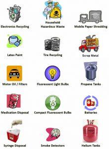 Household Hazardous Waste Program @ Union County College