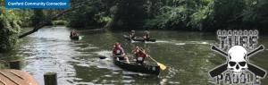 Cranford Tuff Paddle @ Cranford Canoe Club