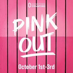 Downtown Cranford Pink Out @ Downtown Cranford